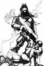 Black Heart 2000AD ABC Warriors: The Black Hole