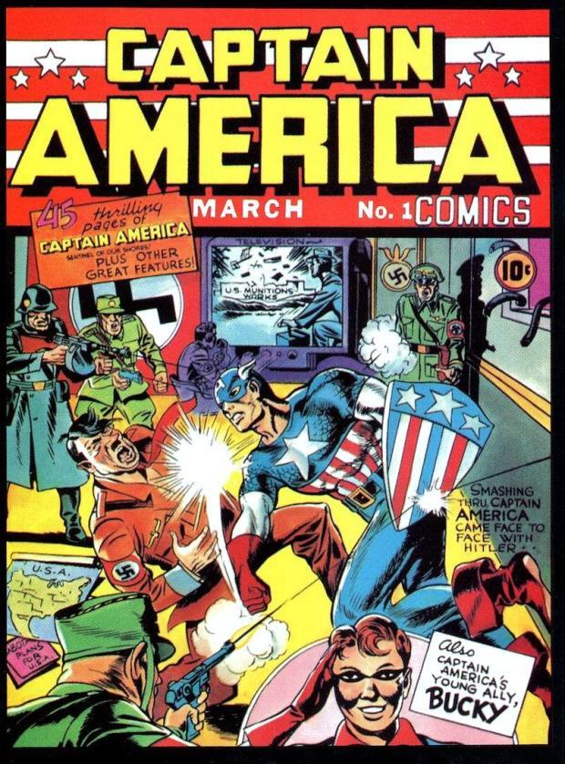 Goodman's Timely Comics