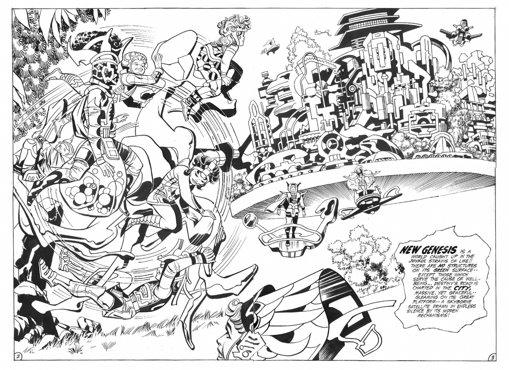Practitioners 49 Jack Kirby Part 3