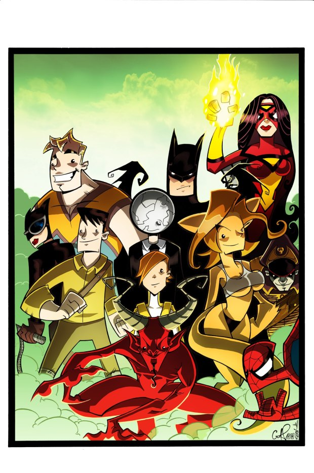 Demoncon poster 1