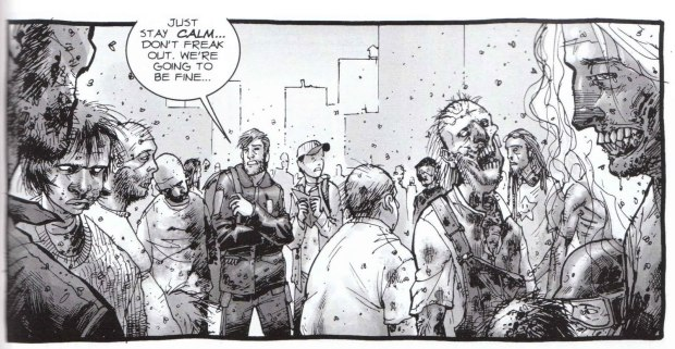 Walking Dead Kirkman